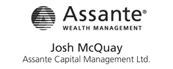 Assante Wealth Management, Josh McQuay, Assante Capital Management Ltd.